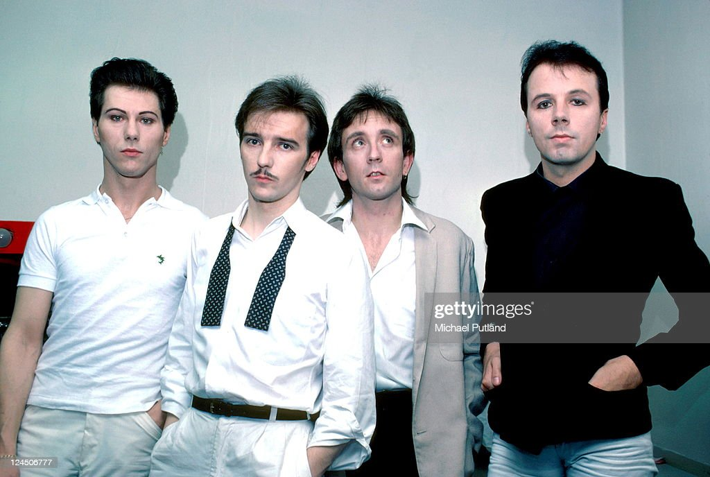 Ultravox Release New Album: A Look Back