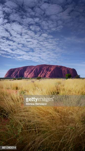 Uluru at day time