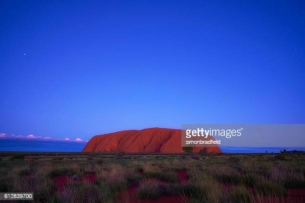 Uluru By Night