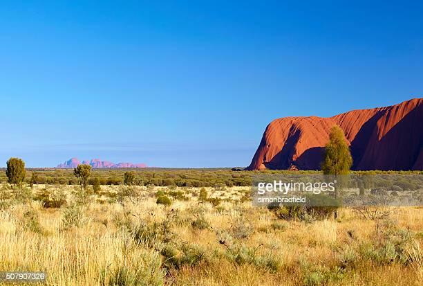 Uluru-Kata Tjuta National Park Scenic