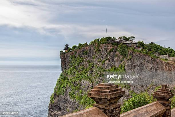 Uluwatu Temple Cliffs