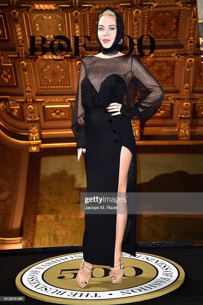 The Business of Fashion Celebrates the #BoF500 at L'Hotel de Ville - Red Carpet Arrivals