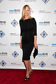 Uma Thurman attends the 2013 Room To Grow Benefit Gala at the Mandarin Oriental Hotel on January 31 2013 in New York City