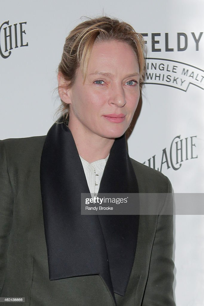 <a gi-track='captionPersonalityLinkClicked' href=/galleries/search?phrase=Uma+Thurman&family=editorial&specificpeople=171973 ng-click='$event.stopPropagation()'>Uma Thurman</a> attends the 2015 House Of SpeakEasy Gala at City Winery on January 28, 2015 in New York City.