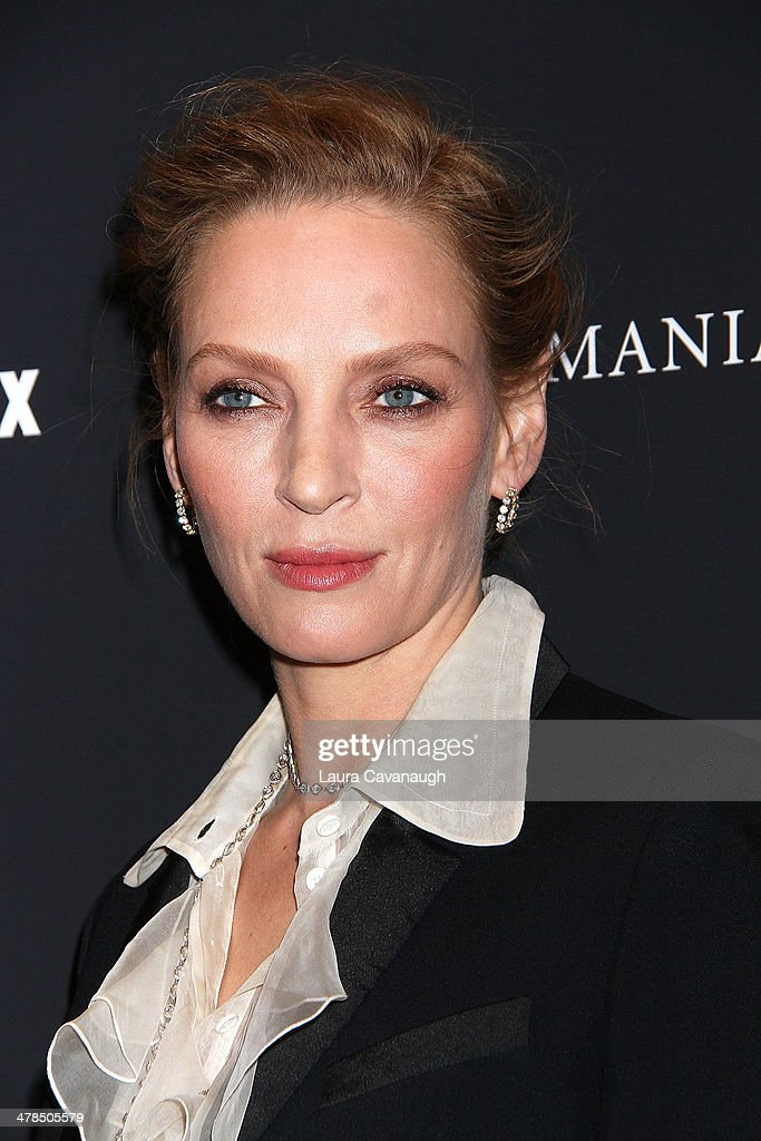 <a gi-track='captionPersonalityLinkClicked' href=/galleries/search?phrase=Uma+Thurman&family=editorial&specificpeople=171973 ng-click='$event.stopPropagation()'>Uma Thurman</a> attends the 'Nymphomaniac: Volume I' screening at The Museum of Modern Art on March 13, 2014 in New York City.