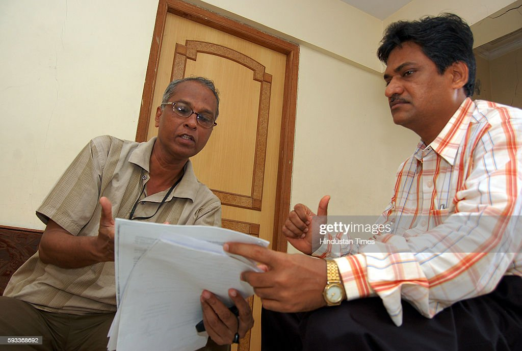 umakant amritwar and rajesh jain both members of the parents association of medical students have applied for information under the Right to...