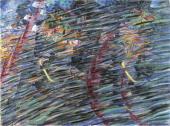Umberto Boccioni States of Mind Those Who Go 1911
