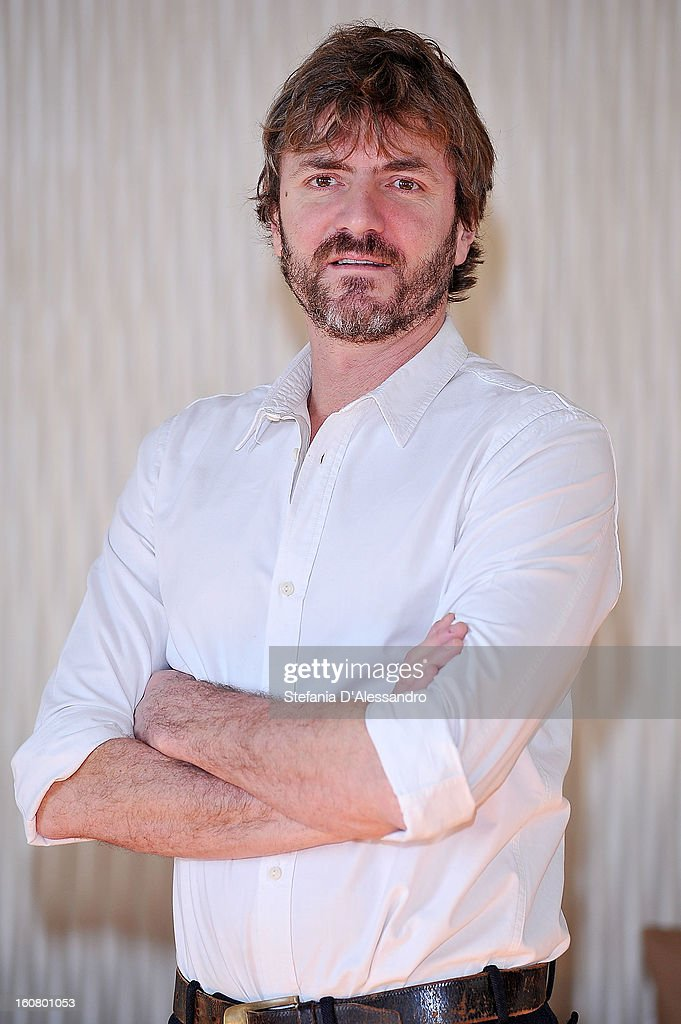 Umberto Carteni attends 'Studio Illegale' Photocall at Terrazza Martini on February 6, 2013 in Milan, Italy.