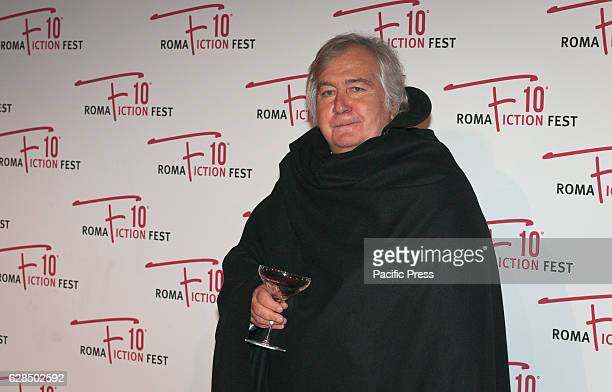 Umberto Contarello attend the Opening Ceremony of Roma Fiction Fest 2016