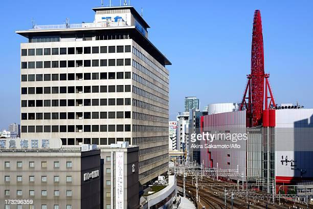 Umeda district, Osaka Prefecture