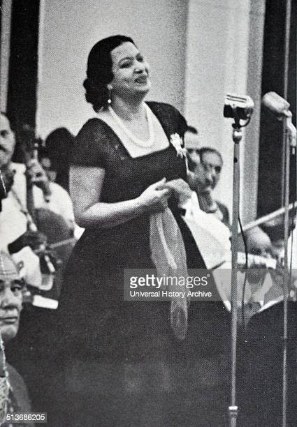 Umm Kulthum and who died February 3 was an internationally famous Egyptian singer songwriter and film actress of the 1930s to the 1970s