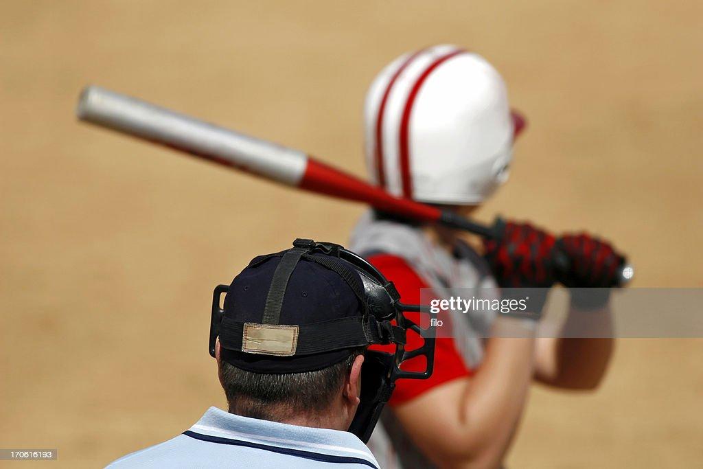 Umpire's View
