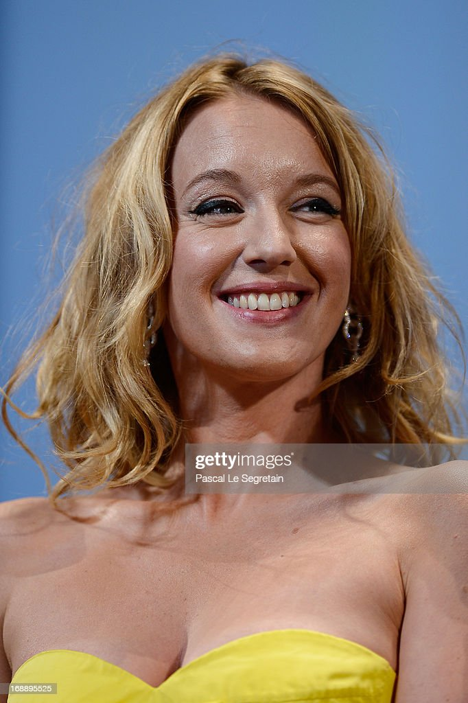 Un Certain Regard jury member Ludivine Sagnier attends 'The Bling Ring' premiere during The 66th Annual Cannes Film Festival at the Palais des Festivals on May 16, 2013 in Cannes, France.