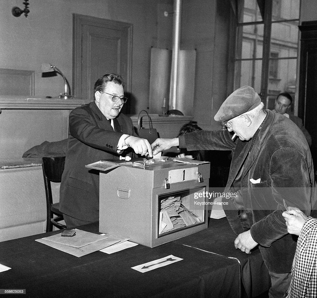 Election Municipale A Paris Pictures Getty Images