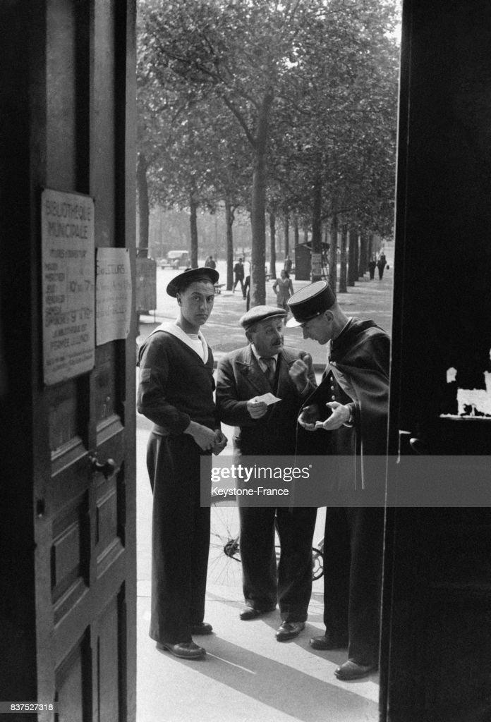 Rfrendum du 5 mai 1946 Pictures Getty Images