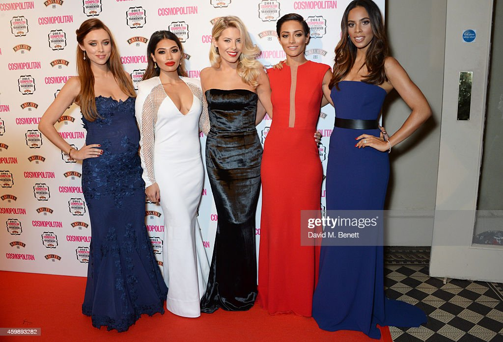 Cosmopolitan Ultimate Women Of The Year Awards - Inside Arrivals
