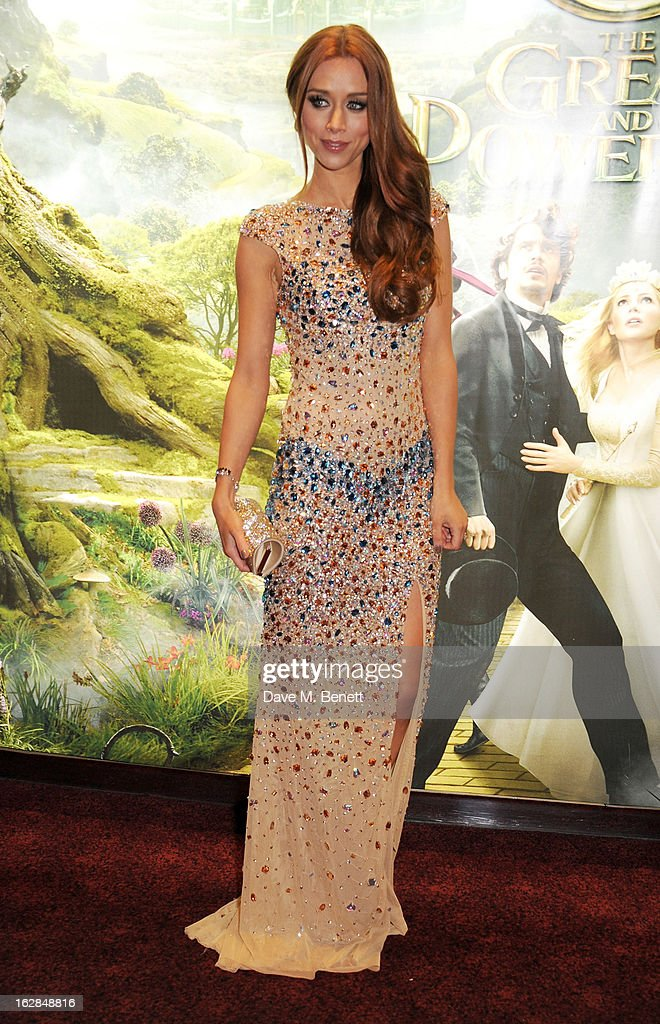 Una Healy attends the European Premiere of 'Oz: The Great and Powerful' at Empire Leicester Square on February 28, 2013 in London, England.