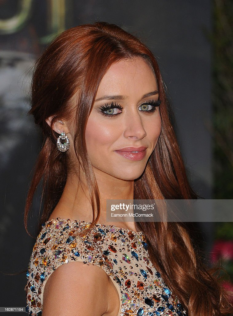 Una Healy attends the UK Premiere of 'Oz: The Great and Powerful' at Empire Leicester Square on February 28, 2013 in London, England.