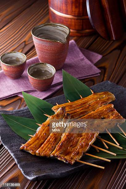 Unagi-no-kushiyaki