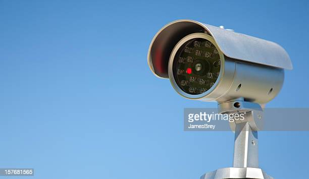 Unblinking Eye; Twenty Four Hour Home Security Surveillance Camera