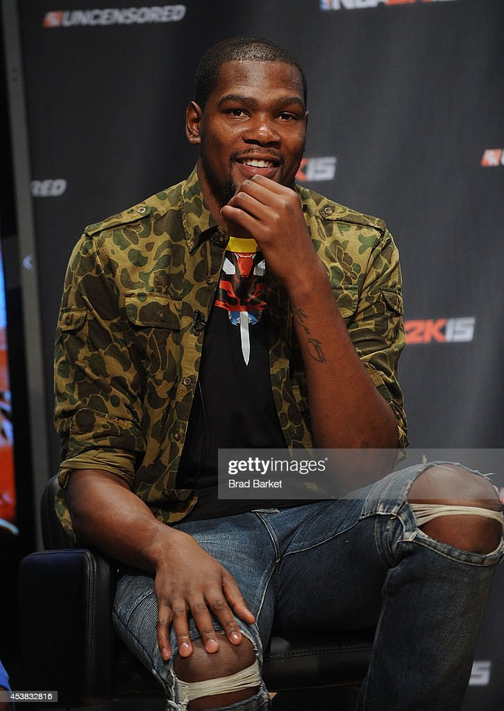 Man of Style - Kevin Durant