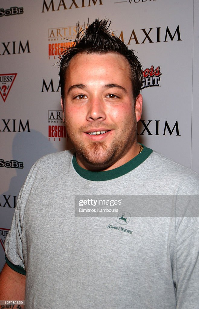 Uncle Kracker during Maxim and Artisan Home Entertainment Proudly Present 'Reservoir Dogs' Ten Years Later at Trust in New York City New York United...