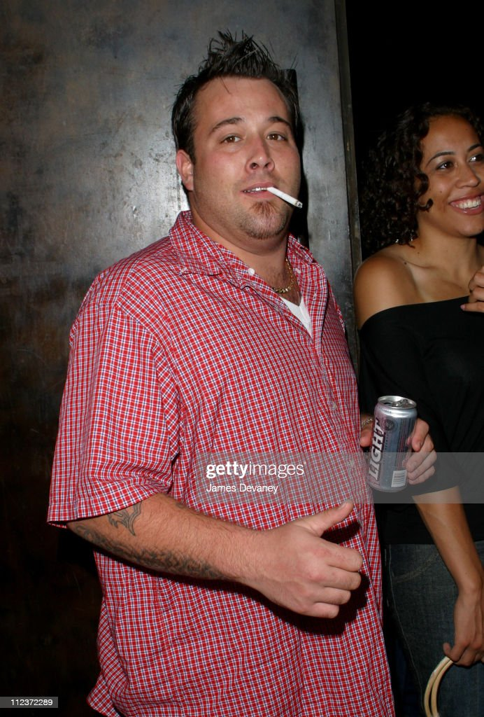 Uncle Kracker during Stuff Magazine 2002 MTV VMA PreParty at Lot 61 in New York City New York United States