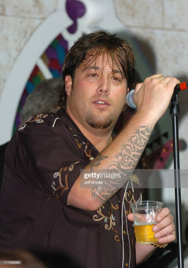 Uncle Kracker during The Barnstable Brown Party at Private Residence in Louisville KY