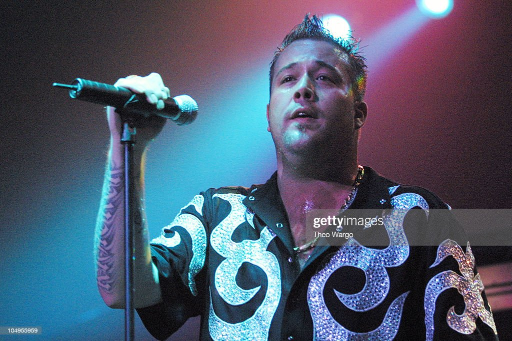 Uncle Kracker during Uncle Kracker performs at the Hammerstein Ballroom in New York City in New York City New York United States
