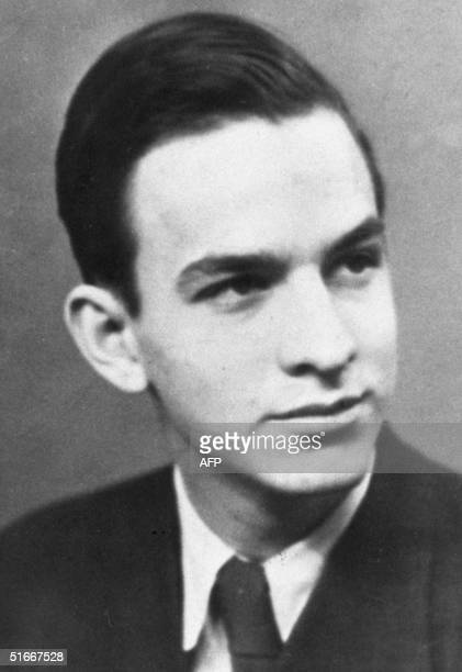 Undated and unlocated picture of Swedish movie and theater director playwright and screenwriter Ingmar Bergman