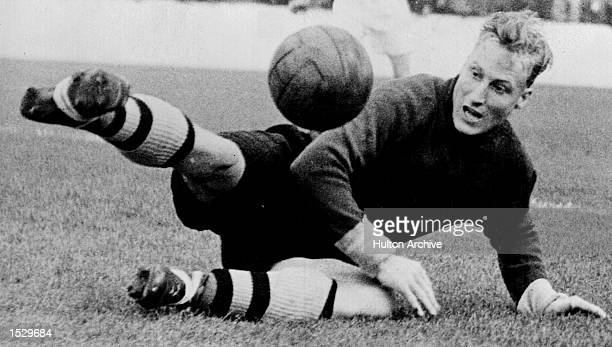 Bert Williams Wolves'' athletic goalkeeper of the 1950's He also won 24 caps for England including the infamous match in the 1950 World Cup in Brazil...