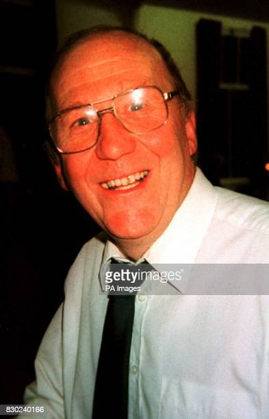 Undated collect photo of Bill Henderson copilot of the Cessna 404 Titan plane which crashed just after takeoff from Glasgow Airport killing eight...