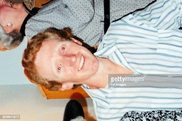 Undated collect photograph of Britishborn Stephen Moss who lost his life in the Thredbo Alpine Village tragic landslide in Australia eight days ago...