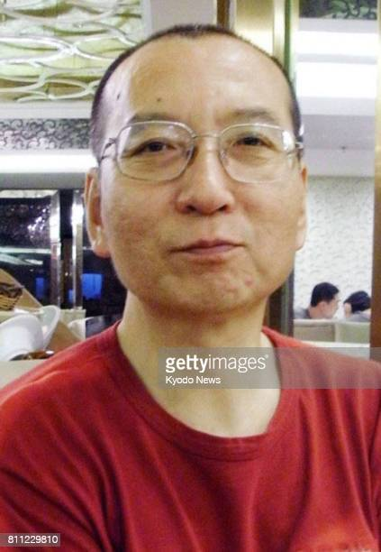 Undated file photo shows Chinese Nobel Peace laureate Liu Xiaobo Joseph Herman of the University of Texas MD Anderson Cancer Center and Markus...