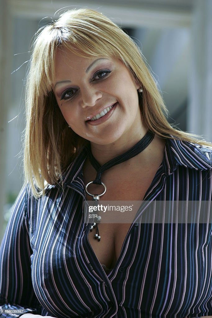 Undated file picture of Mexican-American singer Jenni Rivera, who died in a plane crash on December 9, 2012 close to Iturbide, Nuevo Leon state, Mexico. The wreckage of a plane carrying star Mexican-American singer Jenni Rivera has been found in northern Mexico and there were no survivors, officials said. The Lear Jet was flying from south from Monterrey to Toluca, in the center of the country and was carrying six other people besides the singer, said Antonio Gonzalez, mayor of the town of Iturbide, near the crash site. AFP PHOTO/