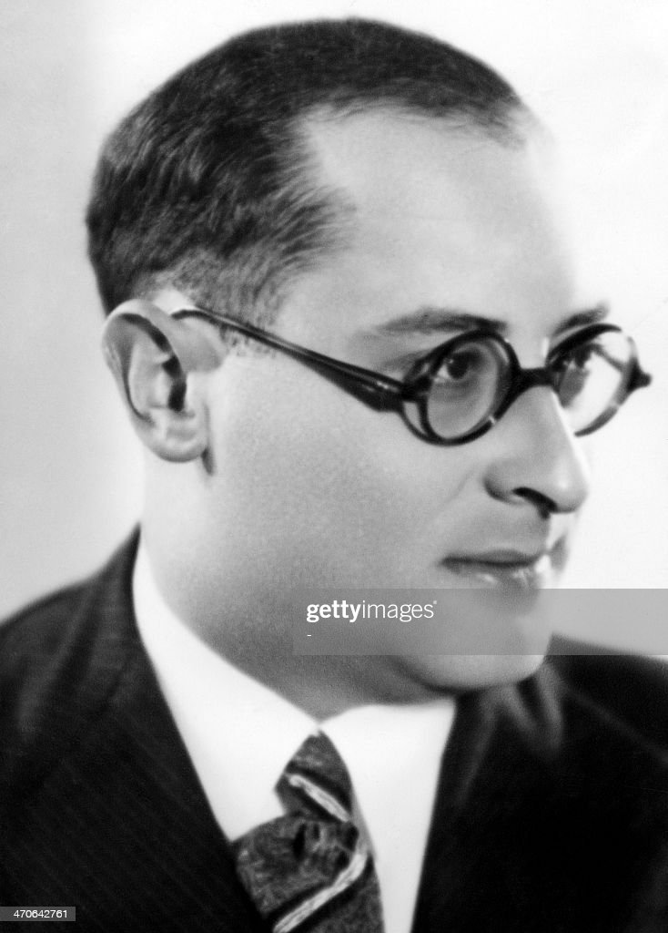 Undated file portrait of French politician <a gi-track='captionPersonalityLinkClicked' href=/galleries/search?phrase=Jean+Zay&family=editorial&specificpeople=1474639 ng-click='$event.stopPropagation()'>Jean Zay</a> (1904-1944). / AFP / -