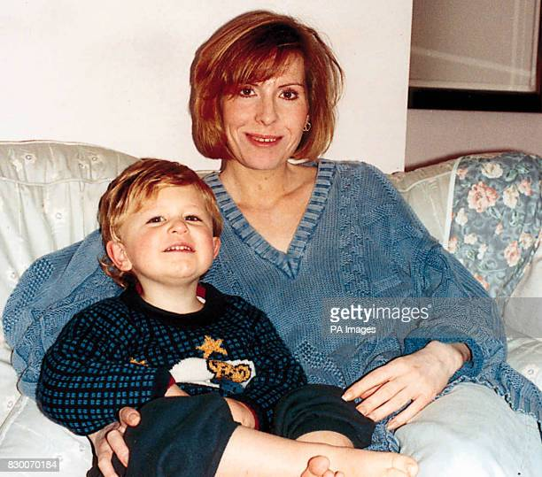 Undated filer of Ruth Sandberg with her son David The Foreign Office said today that Sandberg is serving an 11year sentence in an Italian jail after...