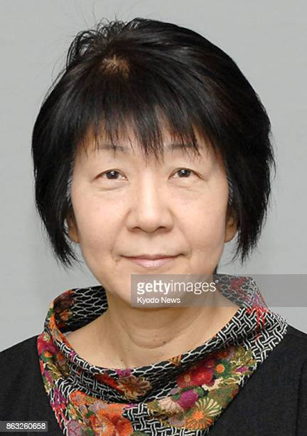 Undated photo shows Kuni Sato who was appointed as Japan's ambassador to Hungary on Oct 20 2017 ==Kyodo