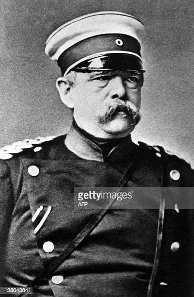 Undated picture shows German chancelor Otto von Bismarck A recording of the voice of the chancellor Bismarck from the year 1889 has been rediscovered...