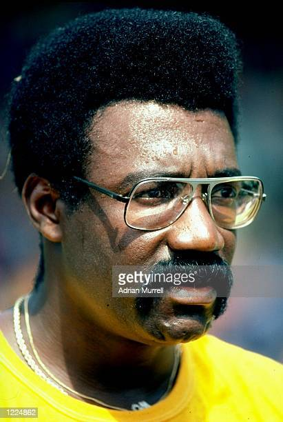 Portrait of West Indies Captain Clive Lloyd Mandatory Credit Adrian Murrell/Allsport
