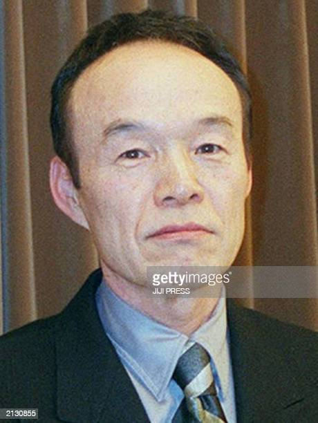 Undated recent file photo shows Hirotoshi Honda president of FormulaOne engine supplier Mugen and eldest son of Honda Motor founder Soichiro Honda...