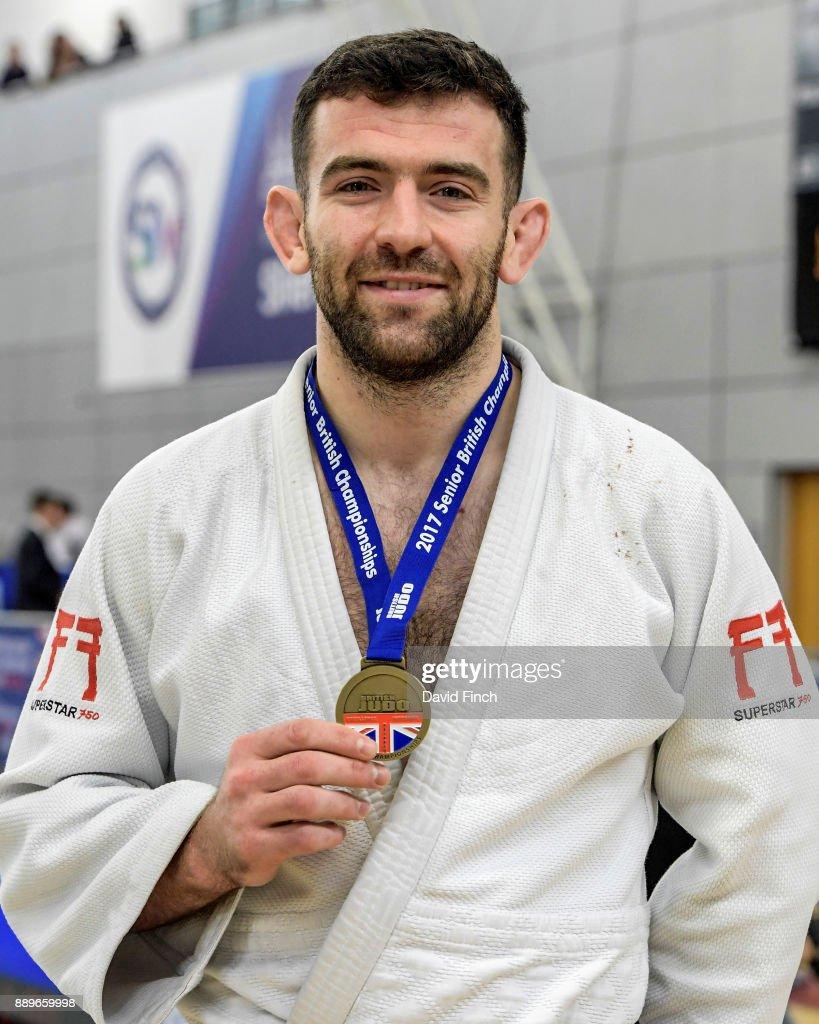 2017 Senior British Judo Championships