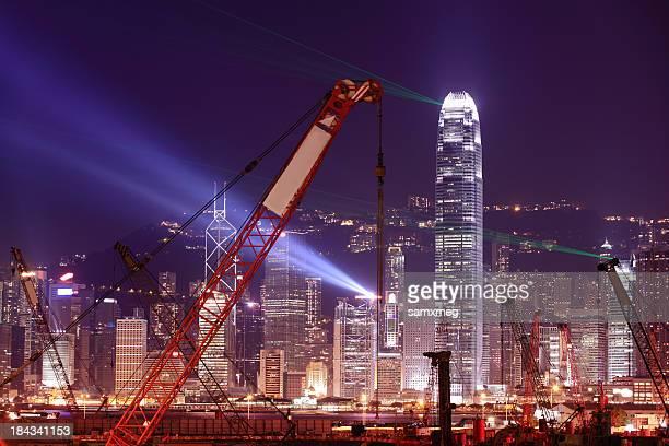Under Construction in Hong Kong
