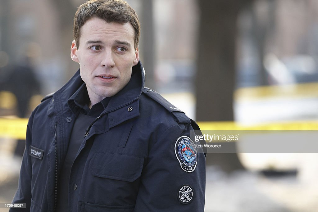BLUE - 'Under Fire' - Andy and Chloe are blindsided by an unseen shooter when they respond to a routine 911 call. When more shots are fired at a subsequent emergency call, the officers realize that 15 Division is being targeted by someone out for revenge. The clock is ticking as the squad tries to serve and protect, while running down suspects. Meanwhile, Oliver comes face to face with the shooter in a gut-wrenching, life-changing moment, on 'Rookie Blue,' THURSDAY, SEPTEMBER 5 (10:01-11:00 p.m., ET), on the ABC Television Network. PETER