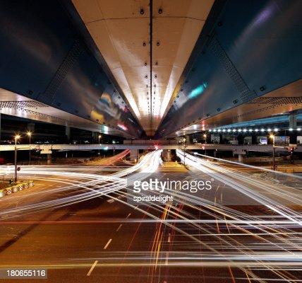 Under Kumiyama Junction