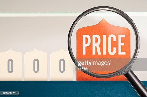PRICE under the magnifying glass