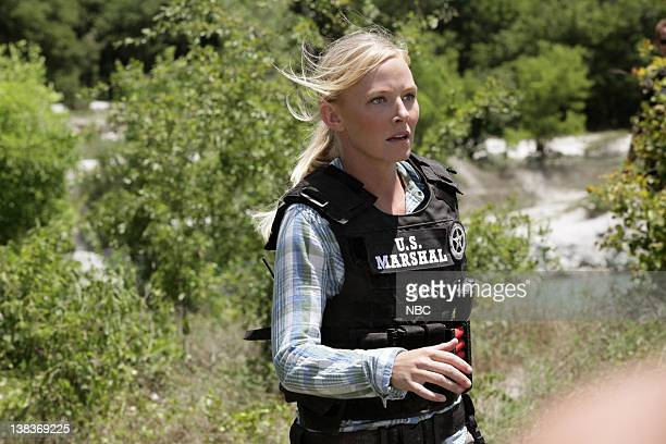 CHASE 'Under the Radar' Episode 102 Pictured Kelli Giddish as Annie Frost