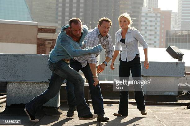 CHASE 'Under the Radar' Episode 102 Pictured Wade Eastwood as Snake Cole Hauser as Jimmy Godfrey Kelli Giddish as Annie Frost