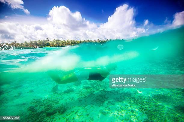Sous la sea