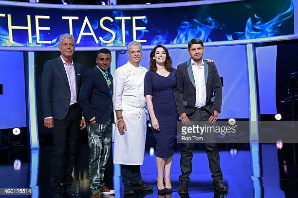 THE TASTE 'Under The Sea' Seafood takes center stage next week when the 15 remaining hopefuls face off in 'The Taste' kitchen and put their personal...